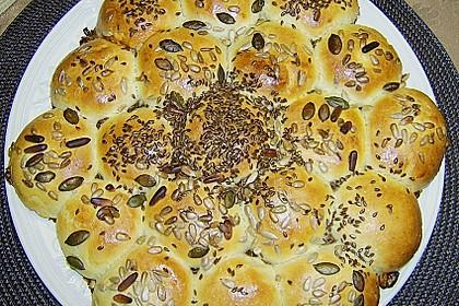 Brötchensonne mit ca. 50 Brötchen 67