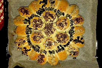Brötchensonne mit ca. 50 Brötchen 315