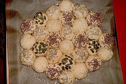 Brötchensonne mit ca. 50 Brötchen 147