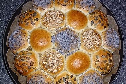 Brötchensonne mit ca. 50 Brötchen 11