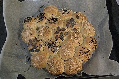 Brötchensonne mit ca. 50 Brötchen 198