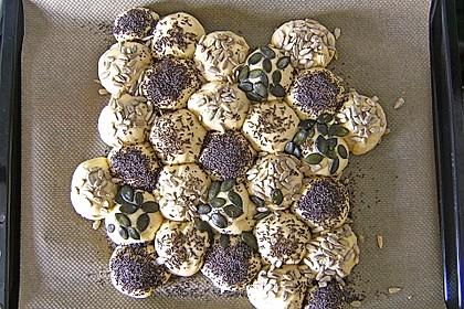 Brötchensonne mit ca. 50 Brötchen 152