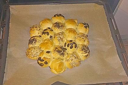 Brötchensonne mit ca. 50 Brötchen 246