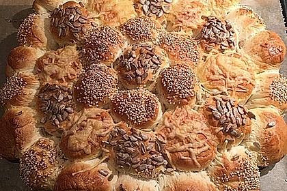 Brötchensonne mit ca. 50 Brötchen 97