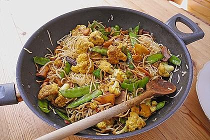 Asia Noodles (Bild)