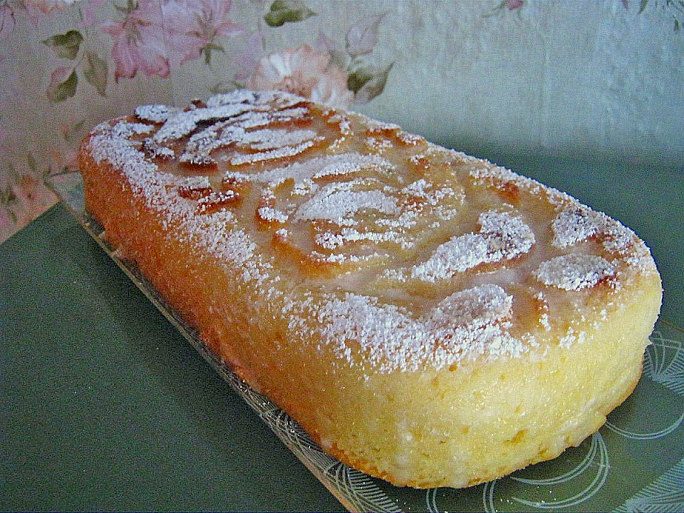 Herber Zitronen Sekt Kuchen Von Alina1st Chefkoch De