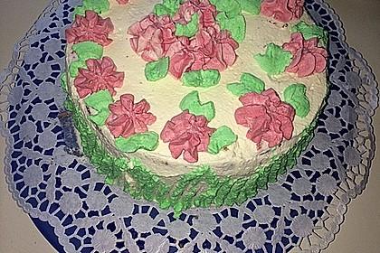 Gewickelte Erdbeer - Tiramisu - Torte 41