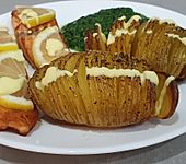 Schwedische Ofenkartoffeln (Bild)