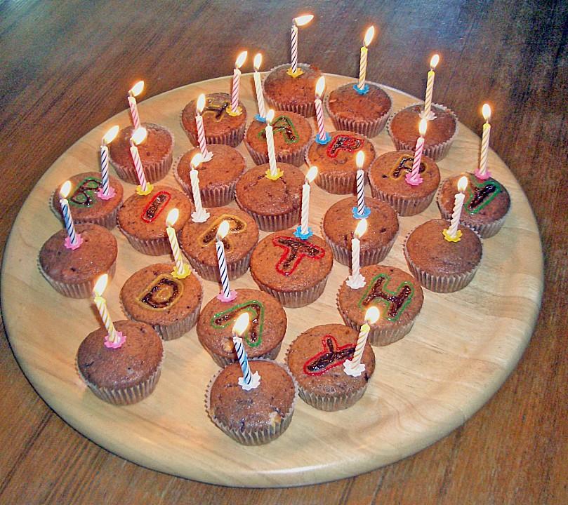 Kinder Schokolade Muffins Von Michi1402 Chefkoch De