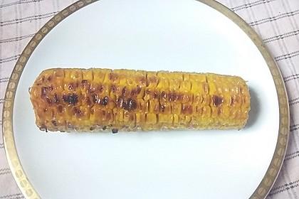 Gegrillte Maiskolben mit Honigbutter 6