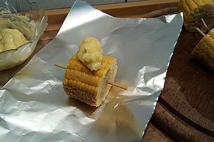 Gegrillte Maiskolben mit Honigbutter 17