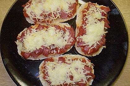 2 Minuten  Pizza-Brötchen 29