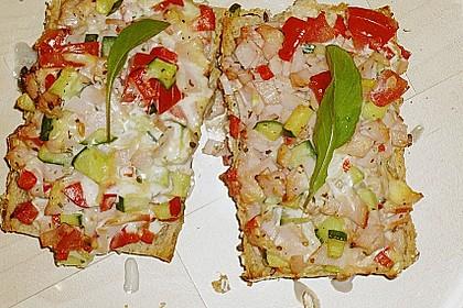 2 Minuten  Pizza-Brötchen 19
