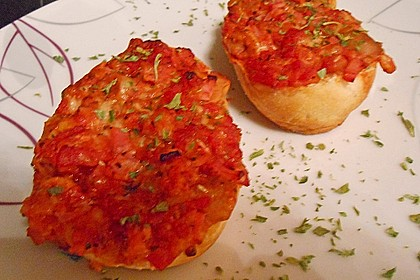 2 Minuten  Pizza-Brötchen 28