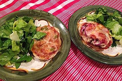 2 Minuten  Pizza-Brötchen 8