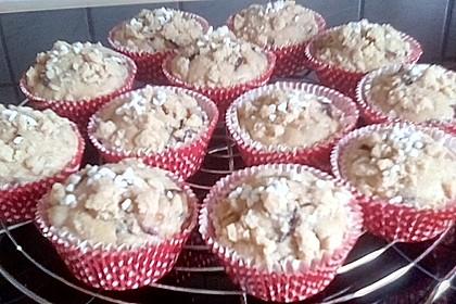 Saftige Pflaumen - Muffins 17