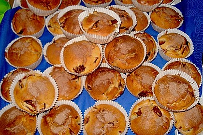 Saftige Pflaumen - Muffins 35