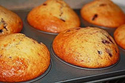 Saftige Pflaumen - Muffins 8