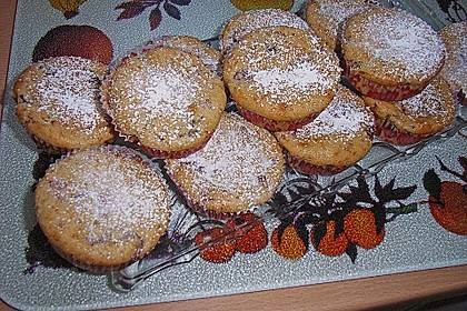 Saftige Pflaumen - Muffins 33
