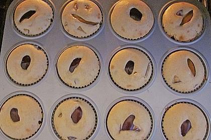 Saftige Pflaumen - Muffins 38