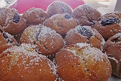 Saftige Pflaumen - Muffins 13