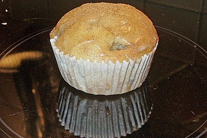 Saftige Pflaumen - Muffins 36