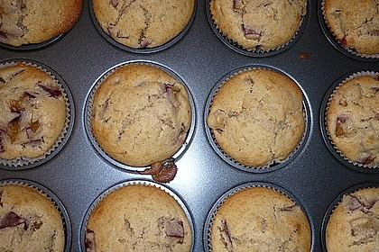Saftige Pflaumen - Muffins 4