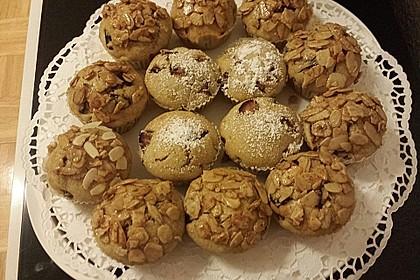 Saftige Pflaumen - Muffins 1