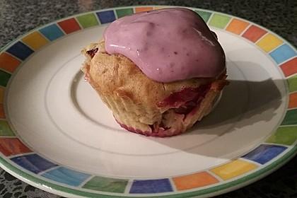 Saftige Pflaumen - Muffins 16