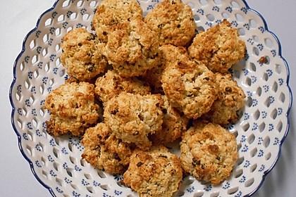 Hafer - Kokos - Kekse (Bild)
