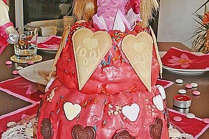 Prinzessinnen - Kuchen 28