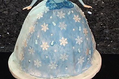 Prinzessinnen - Kuchen 6