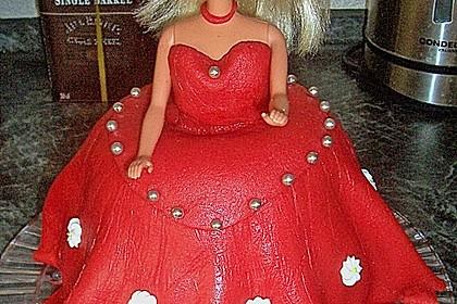 Prinzessinnen - Kuchen 8