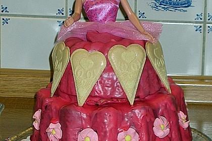 Prinzessinnen - Kuchen 18