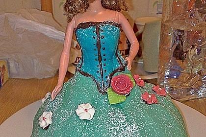 Prinzessinnen - Kuchen 23