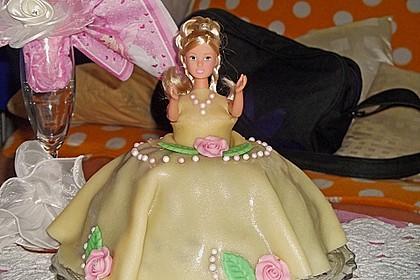 Prinzessinnen - Kuchen 25