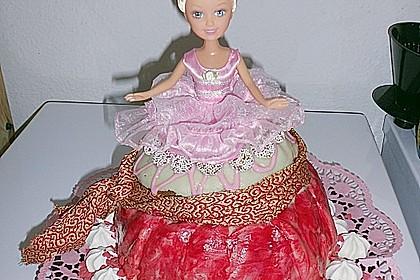 Prinzessinnen - Kuchen 27