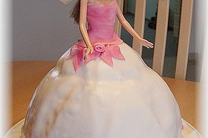 Prinzessinnen - Kuchen 2