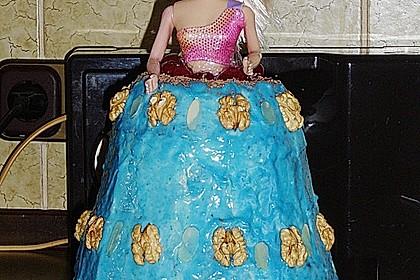 Prinzessinnen - Kuchen 35