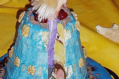 Prinzessinnen - Kuchen 31
