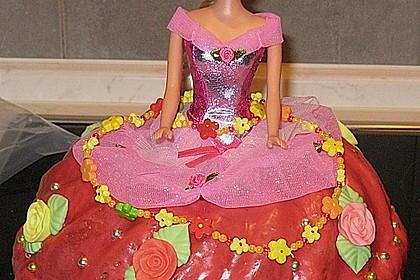 Prinzessinnen - Kuchen 13
