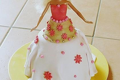 Prinzessinnen - Kuchen 4