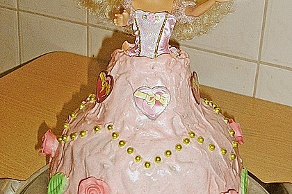 Prinzessinnen - Kuchen 20