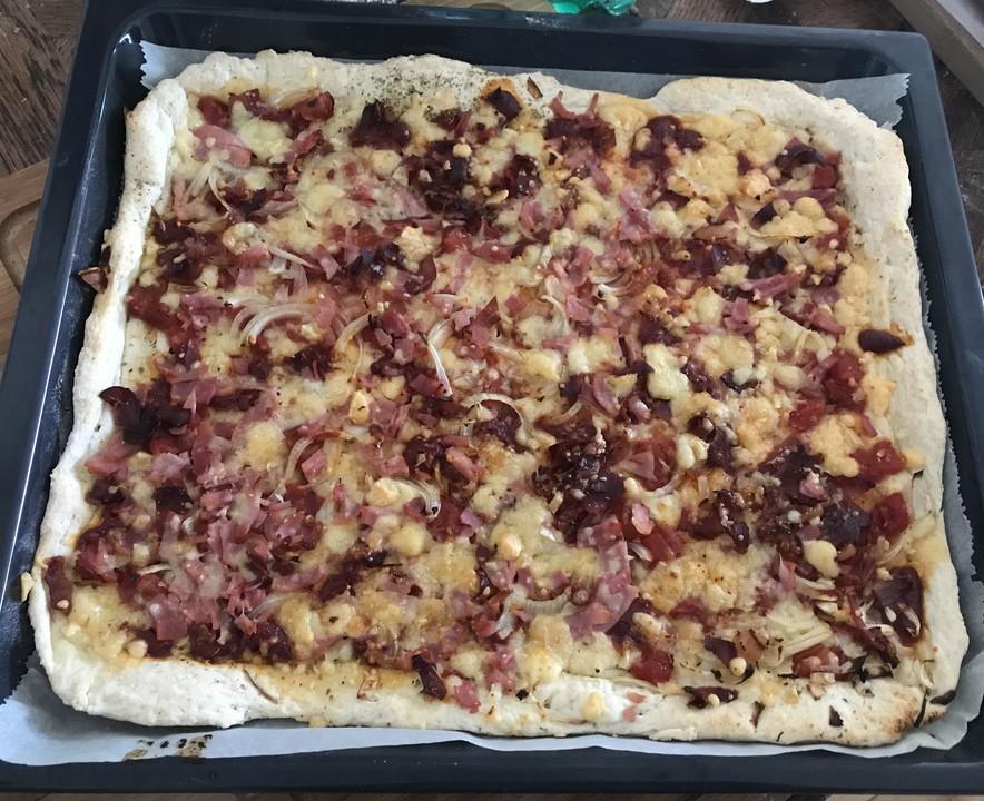 Kühlschrank Pizza Aldi : Aldi sÜd rezept plundertörtchen mit vanillepudding und kiwi