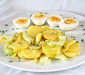Kartoffelgurkensalat (Bild)