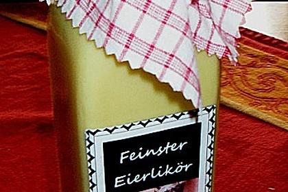 Eierlikör nach DDR-Tradition 19