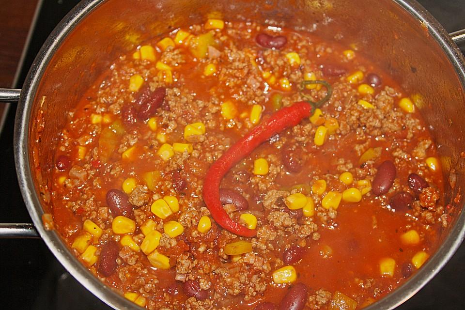 Chili Con Carne Von Flexiblebird Chefkoch