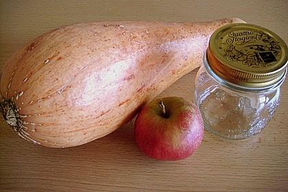 Apfel - Kürbismarmelade 18