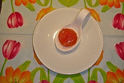 Apfel - Kürbismarmelade 12
