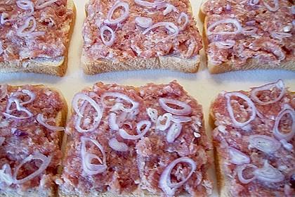 Bratwurst - Toast 23